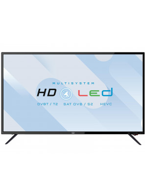 LED 32 TREVI LTV 3206 SAT TV HEVC Multisystem NERO""
